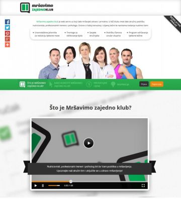 MZK - Landing Page